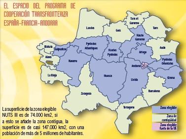 Balance proyectos presentados INTERREG IVA