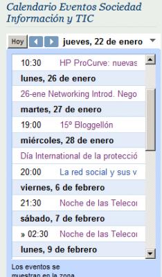 Calendario único Aragonés