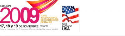 FICOD 2009. Foro Internacional de Contenidos Digitales
